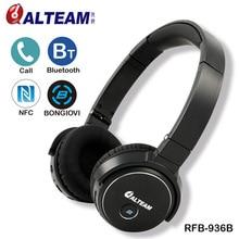 For iphone xiaomi smartphone music listening extra bass lightweight portable wireless headset bluetooth headphone