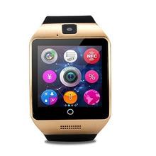 Q18 VS X6 dispositivo wearable MTK6261D anli-perdida smartwatch smart watch homens mulheres para xiaomi huawei Samsung vivo sony oppo telefone