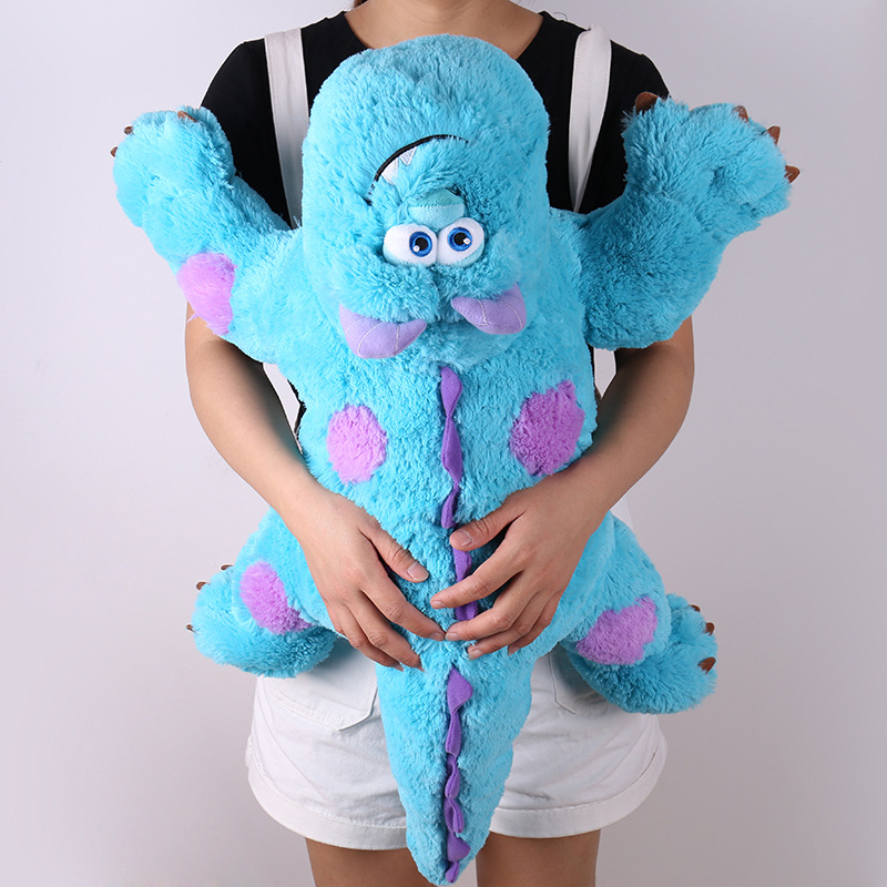 1pcs Big 70cm Monsters University Sulley Sullivan Plush Toy Large Soft Stuffed Animals Dolls Baby Kids Toy for Children Gifts