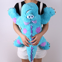 1pcs Big 70cm Sulley Sullivan Plush Toy Large Soft Stuffed Animals Dolls Pillow Baby Kids Toy for Children Birthday Gifts