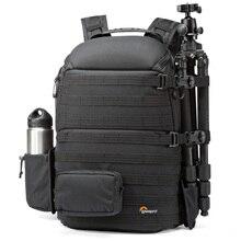 Hızlı kargo Orijinal Lowepro ProTactic 450 aw omuz kamera çantası SLR kamera çantası ile tüm hava Kapak 15.6 Inç Dizüstü