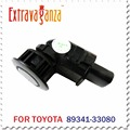 Auto Parts PDC Parking Sensor 89341-33080 For Toyota Camry Corolla Wish Black Color