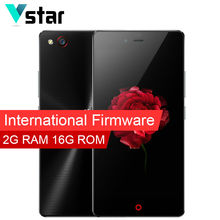 Международный Rom 5.5 ДЮЙМОВ ZTE Nubia Z9 Max 2 ГБ RAM Android Окта основные LTE FDD Snapdragon Dual SIM 8MP + 16MP