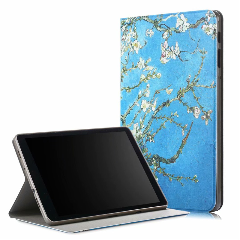 "Tablet in Pelle Stand Folio Case Cover per Samsung Galaxy Tab A 10.5/"" T590//T595"