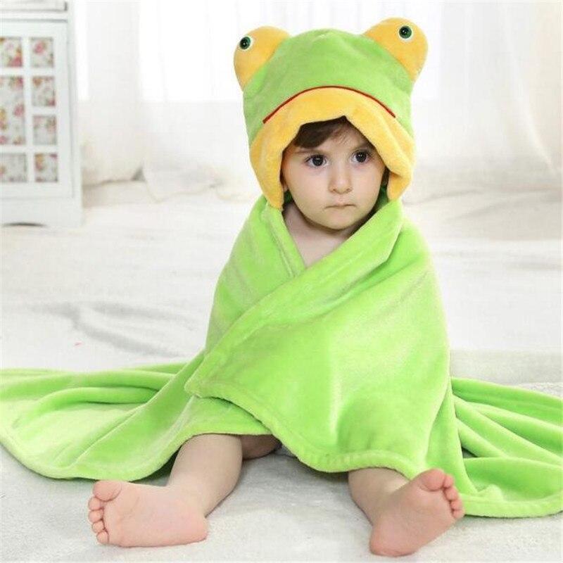 Baby Verantwortlich Baby Badetuch Mit Kapuze