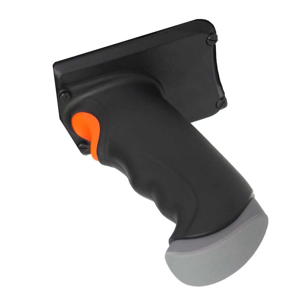 Back Cover Pistol Grip Accessories for 5 Inch Rugged Android Handheld PDA 1D/2D Barcode Scanner UHF RFID reader ipda018 android mobile data collector pda terminal 1d barcode reader wifi bluetooth for inventory management warehouse system