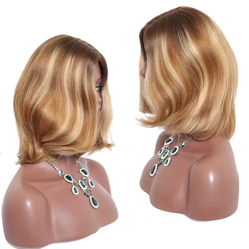 Ipek Taban Dantel Ön İnsan Saç Peruk yahudi peruğu Kosher Avrupa Bakire Saç Işlenmemiş Kadın Dantel Peruk Dolago Saç