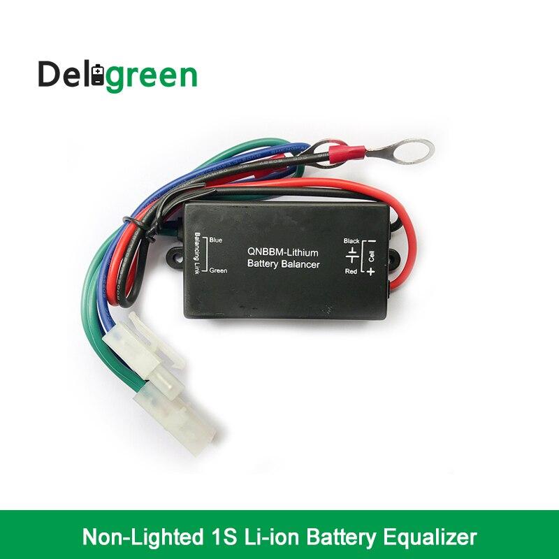 20 pcs QNBBM 1S Single Cell Lithium Battery Equalizer Balancer BMS LIFEPO4 Polymer Li ion LTO