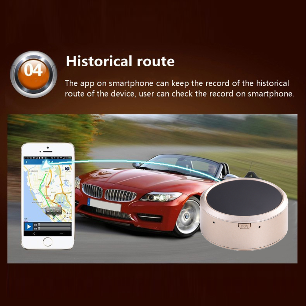 4G network Personal Car GPS Tracker GSM GPRS GPS Anti lost Tracker Locator For Kids