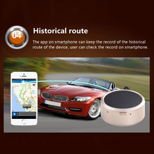 4G network Personal Car GPS Tracker GSM/GPRS/GPS Anti-lost Tracker Locator For Kids Children Query 60 Historical Route APP/LBS