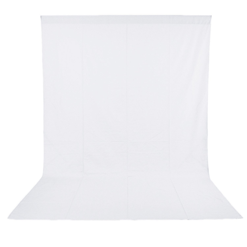 Neewer 1.8 x 2.8M Professional Photo Lighting Studio Chromakey White Screen Muslin Background Backdrop Cotton 10ft 19ft 3 6m photo lighting studio cotton chromakey chromakey black screen muslin background cloth backdrop