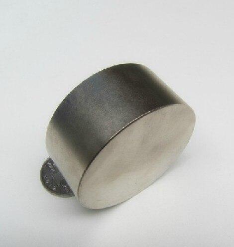 55*25 1 pc 55mm x 25mm forte néodyme aimant n52 puissant neodimio super aimants imanes détient 120 kg