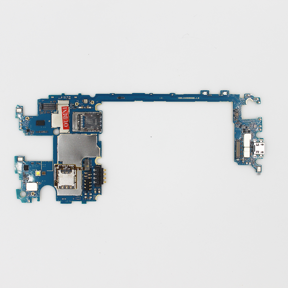 Image 2 - oudini UNLOCKED Good working 64gb for LG V10 H961N Motherboard  Original-in Mobile Phone Circuits from Cellphones & Telecommunications