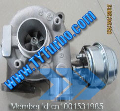 TURBO GT1749V 454183-0004/454183/028145702E/028145702EX/028145702EV FOR 1996-2003 FORD Galaxy 1.9 TDI/SEAT/VOLKSWAGEN AFN ENGINE