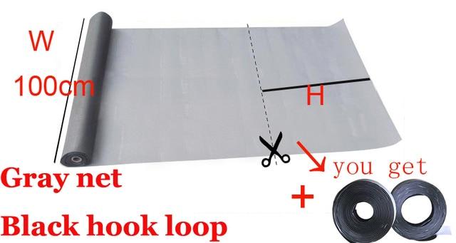 gray Width 100cm