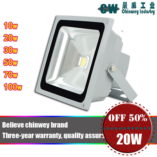 20w led flooding light outdoor flood light advertising lamp Landscape Lighting