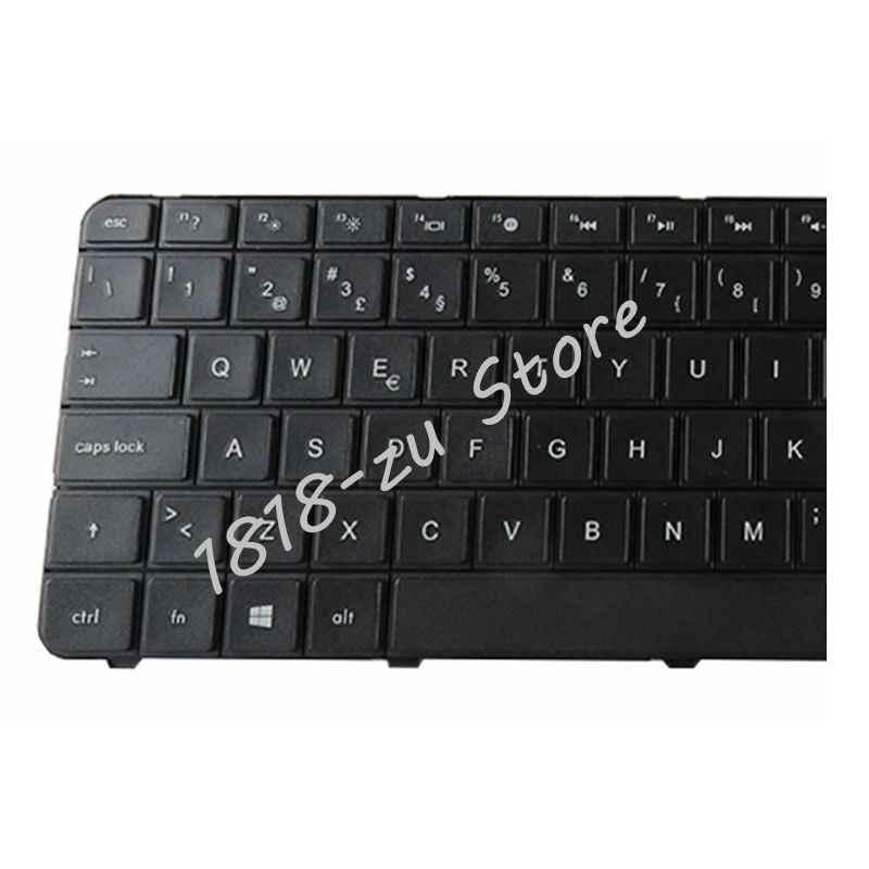 Yaluzu Po Baru untuk Ponsel untuk Pavilion G4 G4-1000 G6 G6-1000 Presario CQ43 CQ57 430 630 Keyboard Laptop