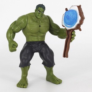 Image 4 - Avengers Endgame Infinity 4 Action Figures Giocattoli Iron Man Thor Hulk Capitano Thanos Dottor Strange Da Collezione Bambola per I Bambini