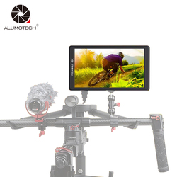 ALUMOTECH 1920x1080 5.7  4K HDMI On-Camera LED Monitor DSLR Camera Video & Hot Shoe Mount