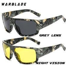 WarBLade Polarizadas óculos de Sol Das Mulheres Dos Homens Do Esporte de  Condução óculos de Sol Marca Designer Camuflagem Quadro. 8ffaf64ca9