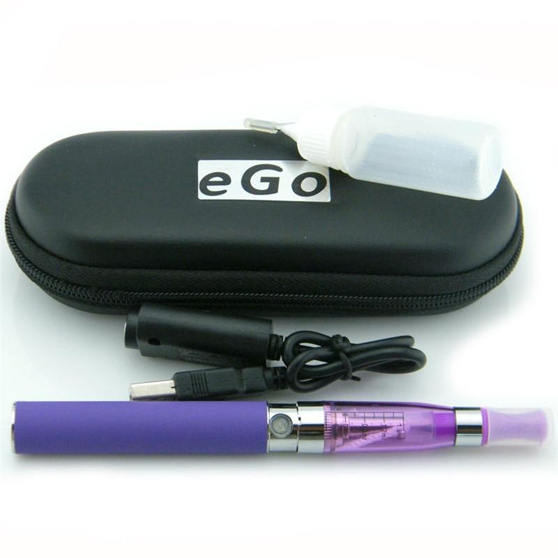 E Cigarette EGO CE4 Kits 1.6ml Atomizer 650mah-1100mah 510 Evod Ego Battery Vape Kit Vaporizer Electronic Cigaret Vape Pen