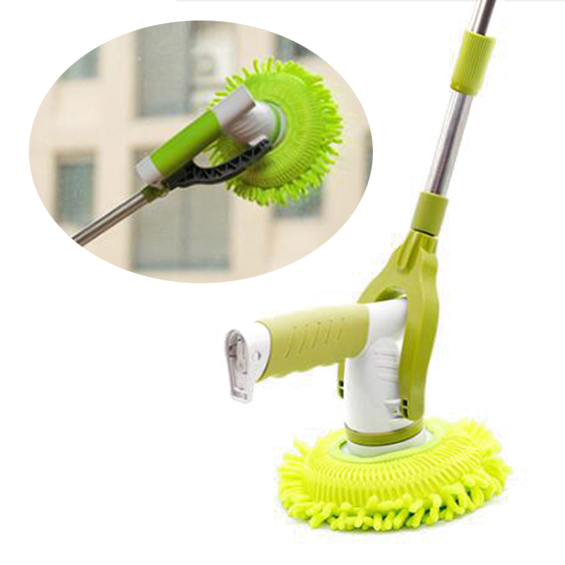Adjustable 360 Rotating Electric Mop Household Use Charging Cleaning Brush Cleaning Window Floor Automatic MopAdjustable 360 Rotating Electric Mop Household Use Charging Cleaning Brush Cleaning Window Floor Automatic Mop