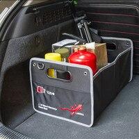 1X Auto Accessories Car Truck Box Bag Styling For AUDI A3 B8 B9 A4 B5 B6 B7 A1 A5 C5 A6 C6 C7 A7 A8 Q3 Q5 Q7 8V V8 8P 8L S3 S4