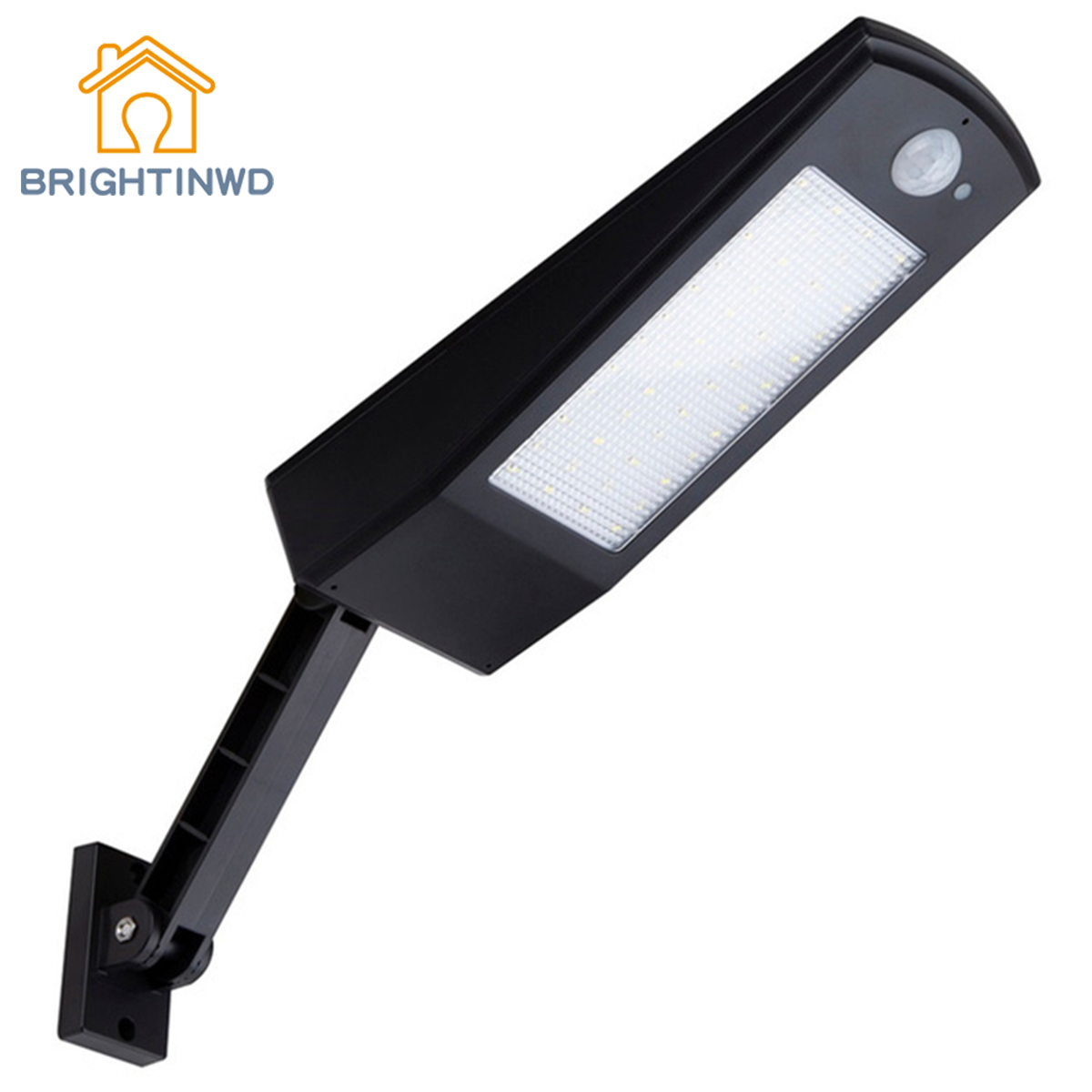 Led Solar Lamp Newest Design solar Light Garden Wireless Wall 900LM Auto PIR motion Sensor Waterproof outdoor Lighting ...