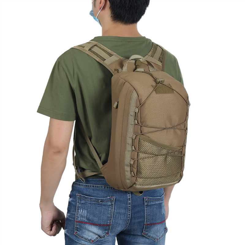 OneTigris Tactical Beetle Backpack MOLLE Assault 10L Bag Pack Men's Backpack For Outdoor Hunting Camping Hiking