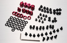 Screws Set With Allen Wrench Hex For MOD Split Water Cooling/ Chassis/ Motherboard/ Power Supply/ Hard Disk/ Case Fan/ CD Drive