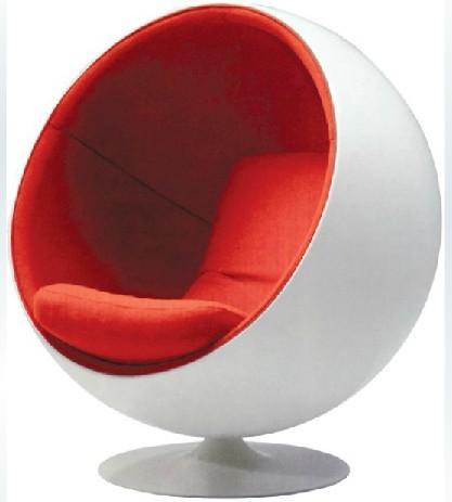 [For places] Family villas lounge bar coffee bar hotel terrace balcony  sc 1 st  AliExpress.com & Creative fashion ball chair fiberglass chair leisure chair name Egg ...