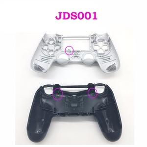 Image 5 - 白 & 黒マットソニー PS4 プレイステーション 4 ワイヤレスコントローラ用交換