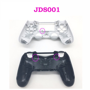 Image 5 - White & Black  Matte Housing  Shell for Sony PS4 Playstation 4 Wireless Controller Replacement