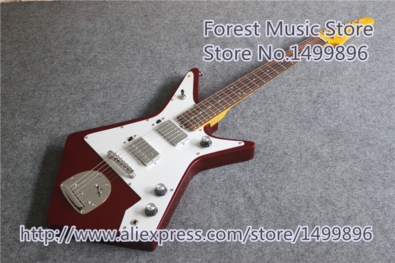 chinese custom shop metallic red finish electric guitars solid mahogany electric guitar for sale. Black Bedroom Furniture Sets. Home Design Ideas