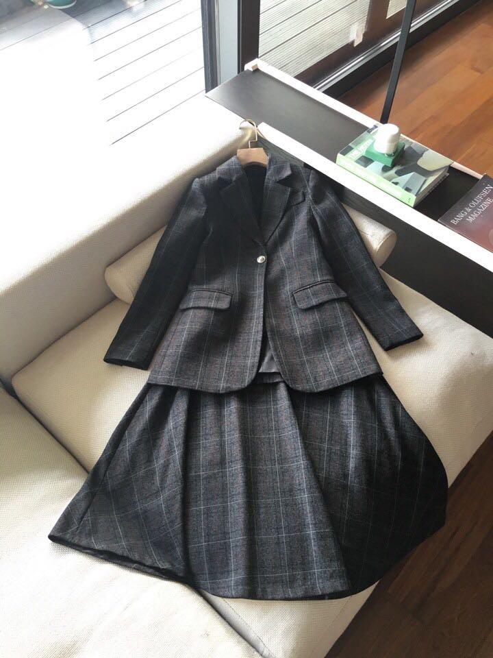 D01318 2019 De Marque Femmes Européenne Mode Vêtements Style Luxe Design Piste Ensembles Partie 7axqwpFOp
