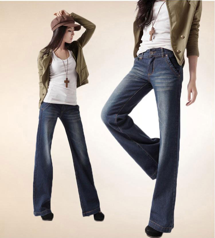 Online Get Cheap Boot Cut Jeans for Girls -Aliexpress.com ...