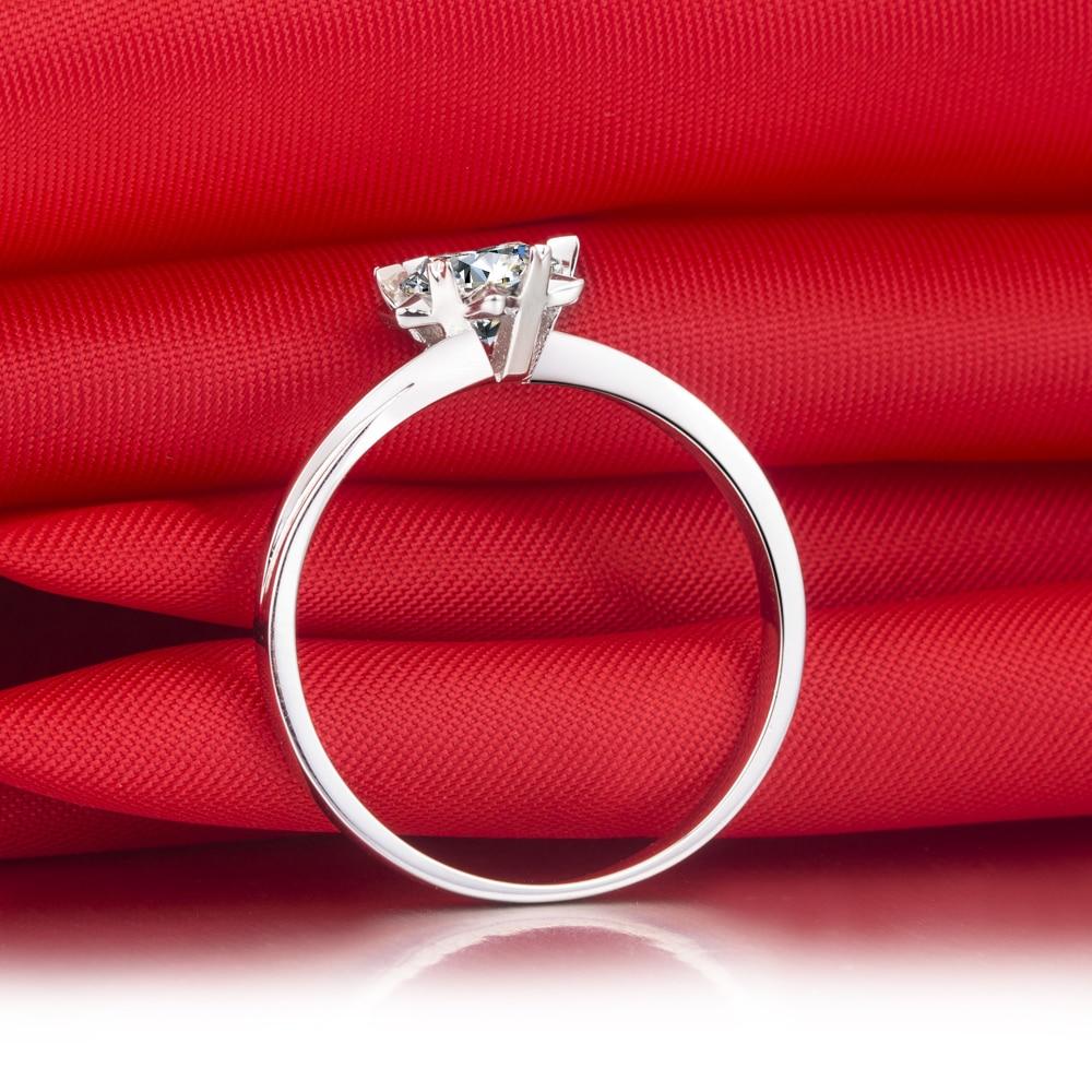 1 Carat Fabulous Snow Flake Man Made SONA Synthetic Diamonds Wedding
