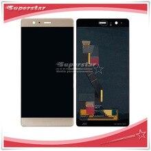 Piezas de repuesto para huawei p9 plus p9 + pantalla lcd con pantalla táctil digitalizador asamblea vie-l09 vie-l29