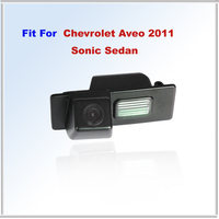 Drutu Samochód Widok Z Tyłu Backup Kamera FIT FOR Chevrolet Aveo 2011 sonic sedan wodoodporna ip67 + szeroki kąt 170 stopni + ccd
