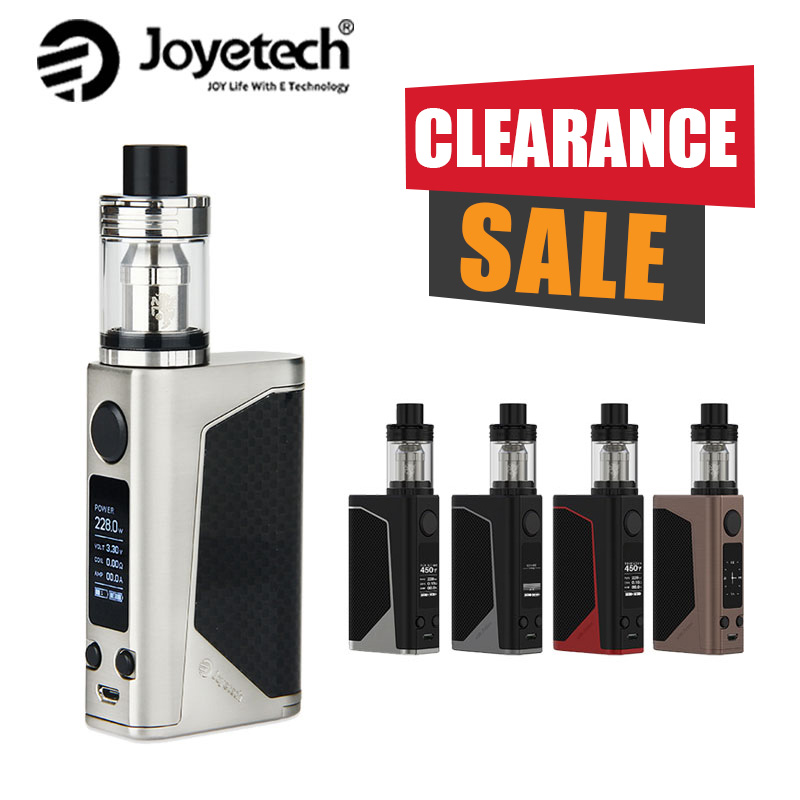 100% Original 228 W Joyetech EVic Primo 2.0 avec UNIMAX 2 Kit complet avec réservoir de capacité 5 ml 0.25ohm Kit de Vape de tête de BFL 1 sans batterie-in Kits cigarette électronique from Electronique    1