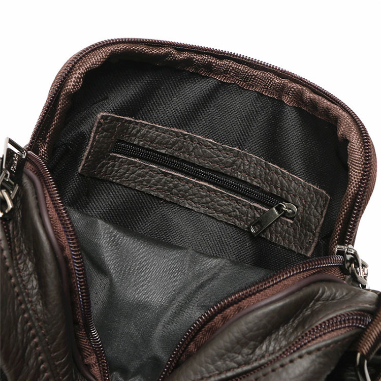 Topdudes.com - High Quality PU Leather Crossbody Bag