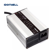 Customized 2.5A 48V li ion battery charger 58.8V 14S lithium battery charger Professional 14S li-ion battery charger & ce rohs недорого
