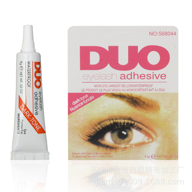1PCs Practical Eyelash Glue wh…