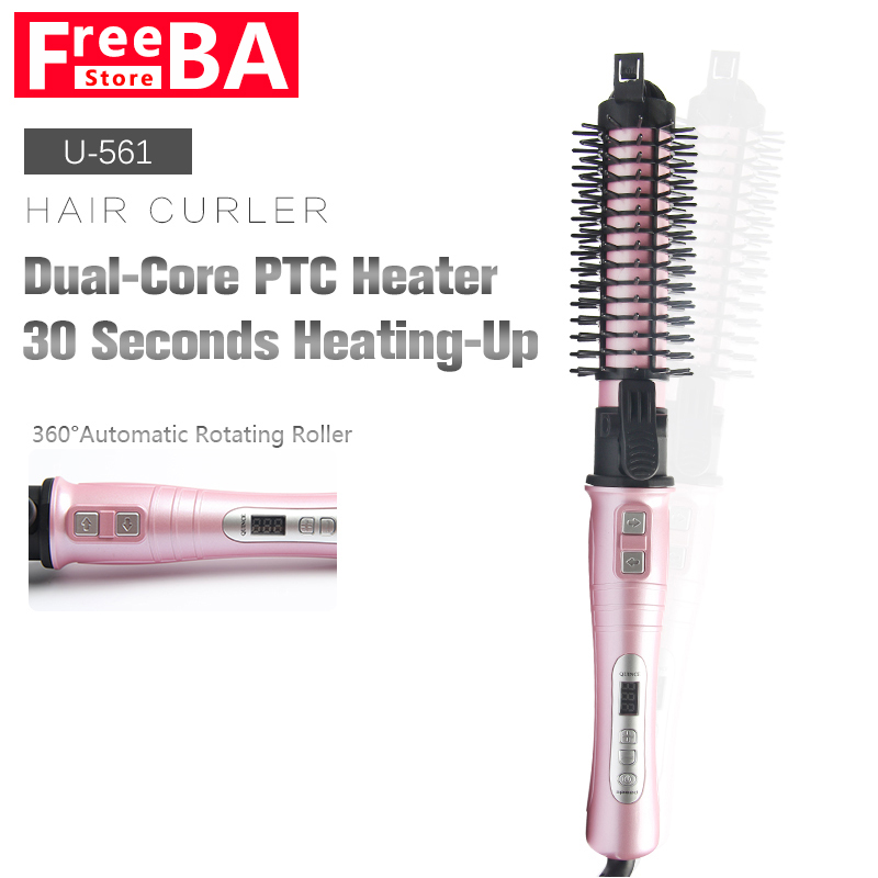 Professional Hair Dryer Brush Hair Straightener Curler Comb Electric Blow Dryer With Comb Hair Brush Roller Styler Curling ToolProfessional Hair Dryer Brush Hair Straightener Curler Comb Electric Blow Dryer With Comb Hair Brush Roller Styler Curling Tool