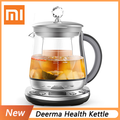Xiaomi Deerma 1.5L Multifunction Stainless Steel Electric Health Pot Kettle from Xiaomi Youpin DEM-YS802Xiaomi Deerma 1.5L Multifunction Stainless Steel Electric Health Pot Kettle from Xiaomi Youpin DEM-YS802