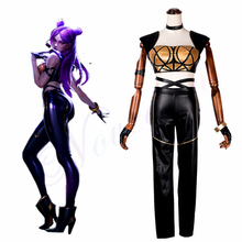 KDA Kaisa Cosplay Costume LOL K/DA Sexy Women Girls Birthday Party Halloween
