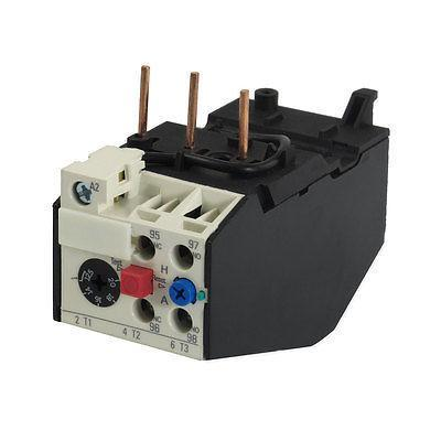 JRS2-25 20A 12.5-20A Current Range Thermal Overload Relay dhl ems 5 sests new schneider thermal overload relay lrd32c 23 32