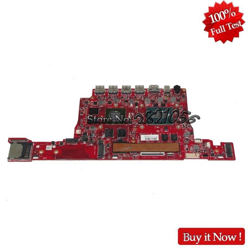 Nokotion Mainboard For HP OMEN 15 15 5013DX Laptop motherboard SR1PX i7 4710HQ GTX860M Tested