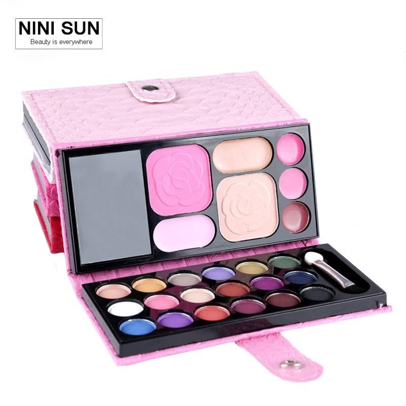26 Colors Makeup Set including Eye Shadow Lip Gloss ...