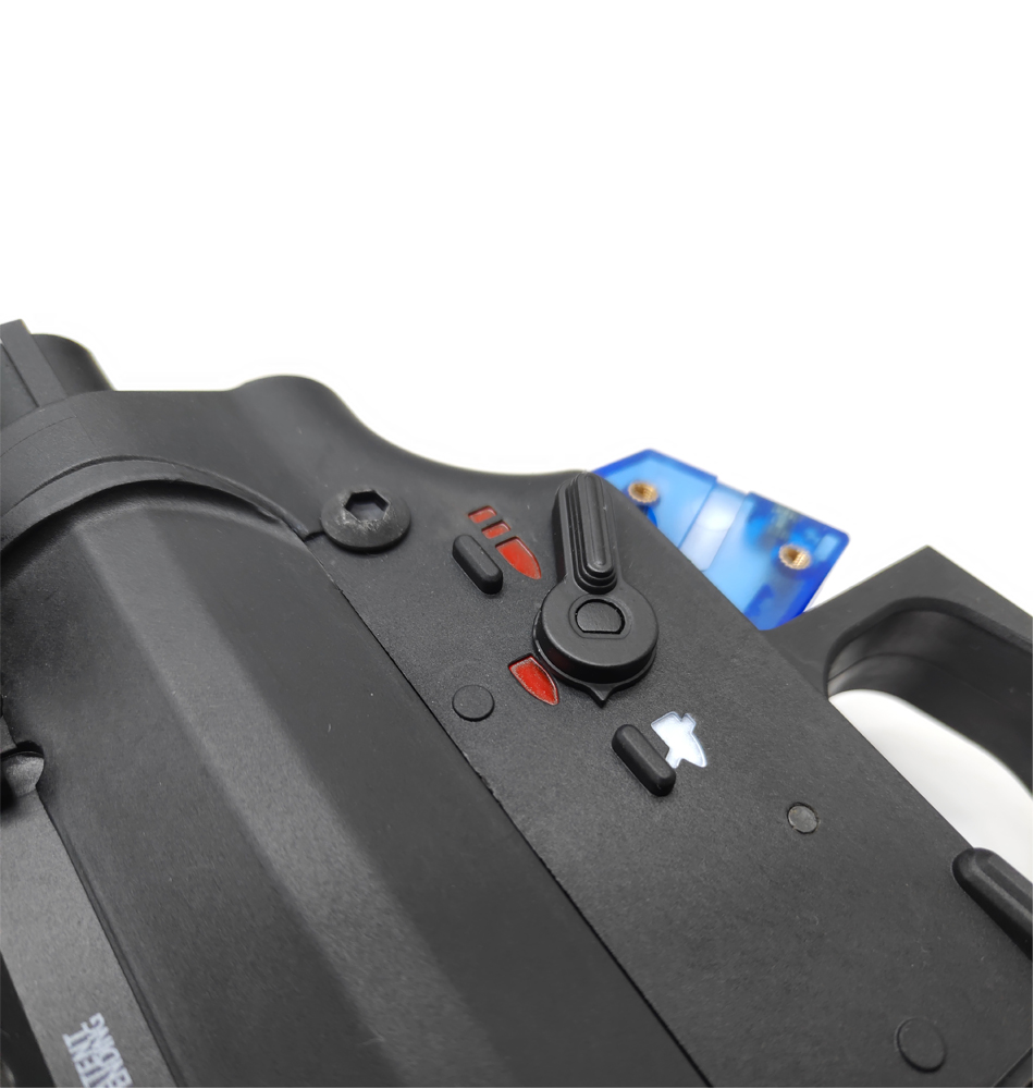 Image 3 - XPOWER MAOPUL Magpul MUR 1 приемник Аксессуары для страйкбола AEG корпус нейлон Металл подходит для JinMing9 Спорт на открытом воздухе-in Пейнтбольные аксессуары from Спорт и развлечения